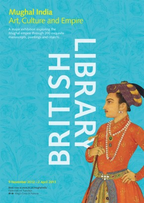 Poster for the British Library