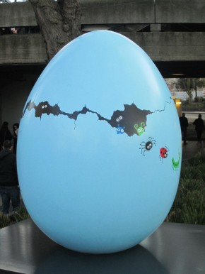 Egg from the Big Egg Hunt