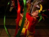 Medieval Banquet jester