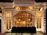 Main entrance of Boulestin