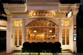 Main entrance of Boulestin