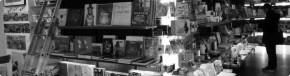 Interior of Magma books
