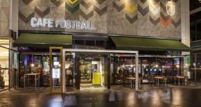 Cafe Football Exterior