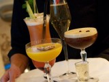 Cocktails at Eaton Square